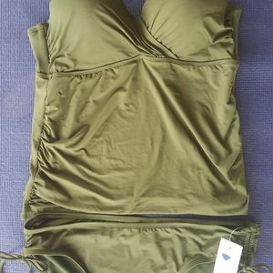 Womens size xl new swimsuit from kohls